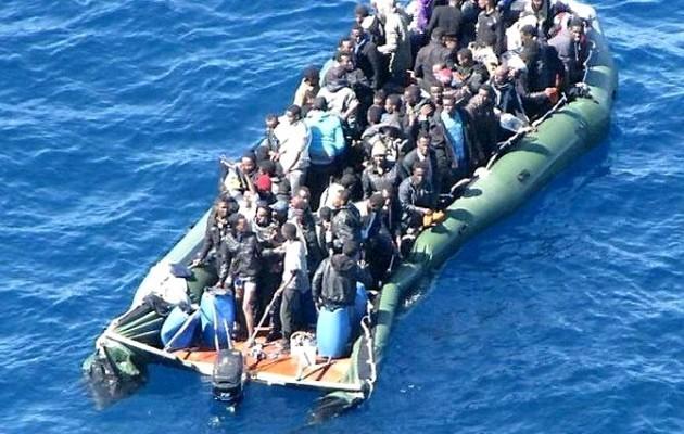 Υπό την απειλή όπλου βάζουν τους πρόσφυγες στις βάρκες και τους στέλνουν