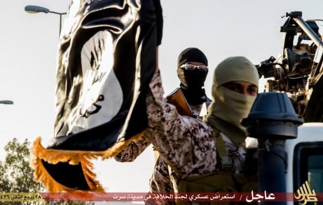 Το Ισλαμικό Κράτος κατέλαβε την πόλη Σύρτη στη Λιβύη (φωτογραφίες)