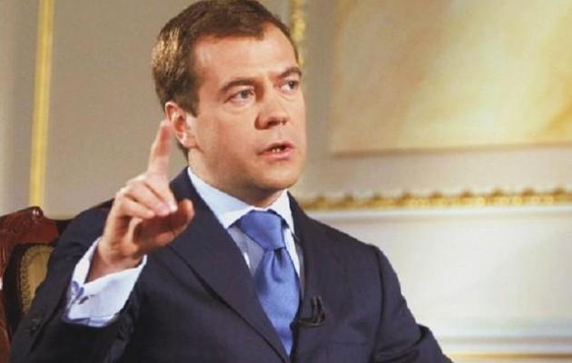 Γιατί ο Μεντβέντεφ «αναγνώρισε» το ψευδοκράτος στην Κύπρο; – Οδεύουμε σε αναμέτρηση για φυσικό αέριο και πετρέλαιο
