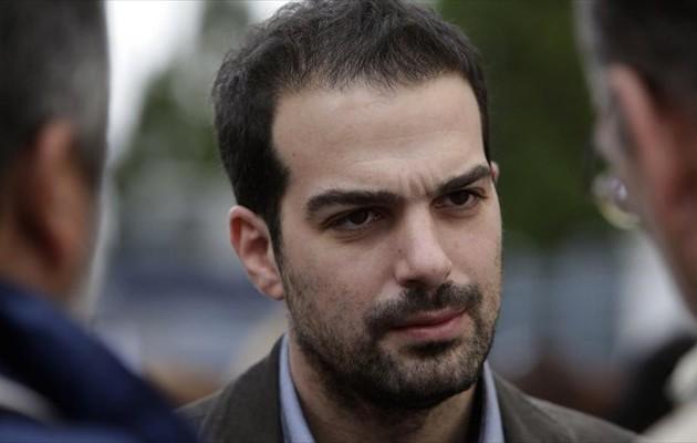 """Γαβριήλ Σακελλαρίδης: """"Μονόδρομος η παραίτησή μου"""""""