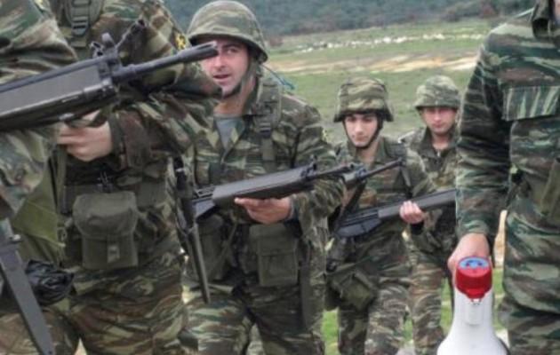Αυξάνεται η θητεία στον στρατό μετά από εισήγηση του ΓΕΕΘΑ