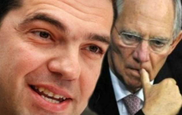 Γιατί ο Τσίπρας σήκωσε παντιέρα – Το 2015 δεν θα επαναληφθεί Δρ. Σόιμπλε