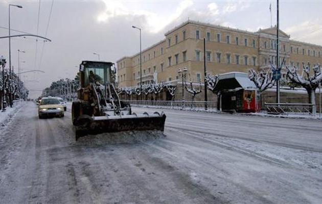 Προβλήματα από τις χαμηλές θερμοκρασίες και τα χιόνια