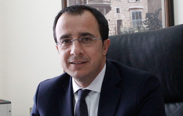 Χριστοδουλίδης: Η Τουρκία προσπαθεί να της αποδοθεί ηγεμονικός ρόλος στην περιοχή