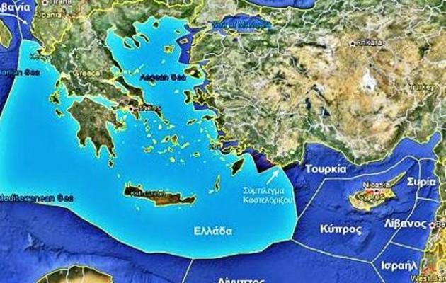 Ταραντίλης: Η Ελλάδα συζητά με την Τουρκία μόνο τον καθορισμό ΑΟΖ