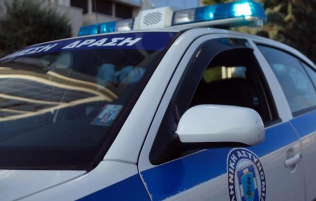 Ληστεία στο Μαρούσι με οδοφράγματα και απειλή όπλου