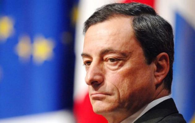 Ντράγκι: Η ανεργία των νέων της Ευρώπης αποτελεί κίνδυνο για τη Δημοκρατία