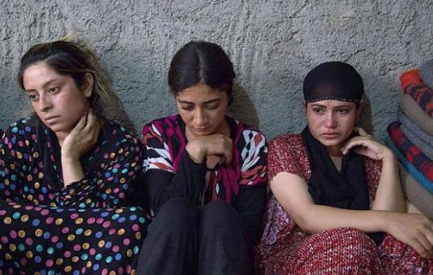 Οι τζιχαντιστές βιάζουν κορίτσια 9 ετών στη Συρία