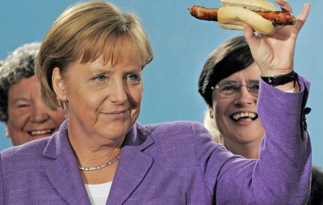 Οι Γερμανοί κάνουν τώρα στους Έλληνες ό,τι έκαναν στους Εβραίους
