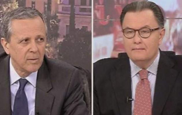 Μπαλτάκος: Αν δεν διώξει τα κεντρώα βαρίδια ο Σαμαράς, θα πάει στο 5%