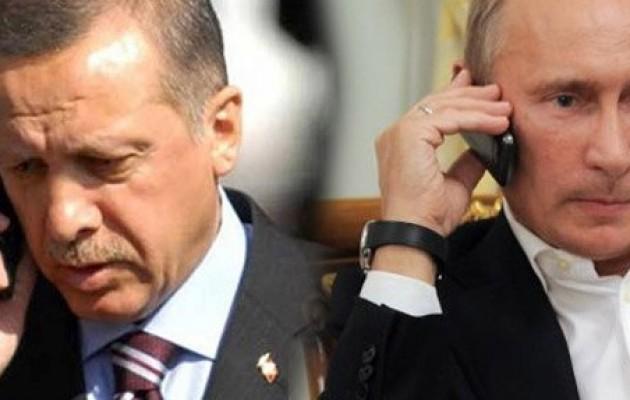 Ο Ερντογάν αρνήθηκε στον Πούτιν να απελευθερώσει Κουκλατζή και Μητρετώδη  (βίντεο)