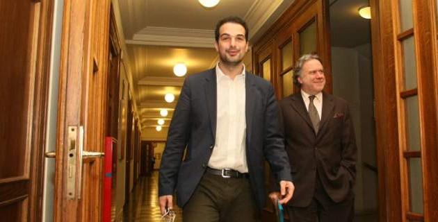 Σακελλαρίδης: Η διαφθορά και διαπλοκή είναι δικό τους μονοπώλιο