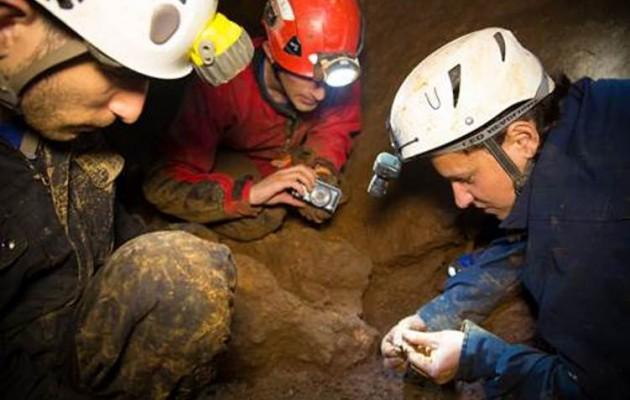 Βρήκαν θησαυρό εποχής Μεγάλου Αλεξάνδρου σε σπηλιά στο Ισραήλ