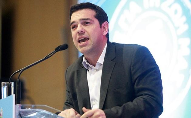 Ομιλία του Αλέξη Τσίπρα στο Πανεπιστήμιο Αθηνών για την Επανάσταση του 1821