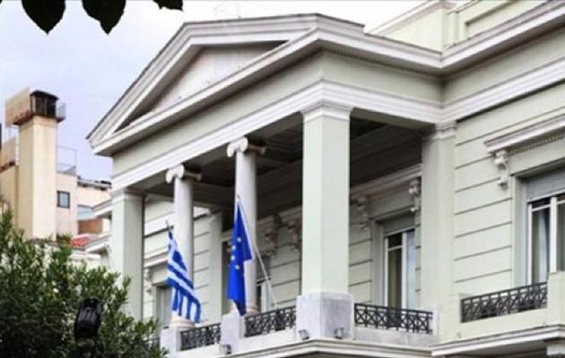 ΥΠΕΞ: Σκληρή απάντηση σε Ερντογάν – Η Τουρκία κατοχική δύναμη στην Κύπρο