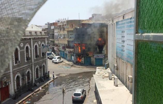 Υεμένη: Κινέζοι στρατιώτες αποβιβάστηκαν στο Άντεν