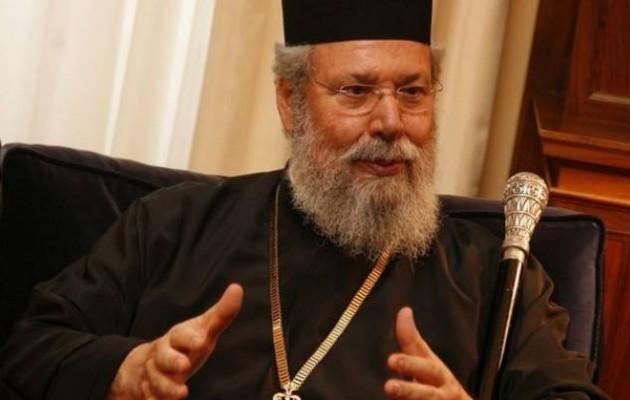 Σάλος στην Κύπρο: Ο Αρχιεπίσκοπος έφτιαξε πισίνα στην ταράτσα της Αρχιεπισκοπής