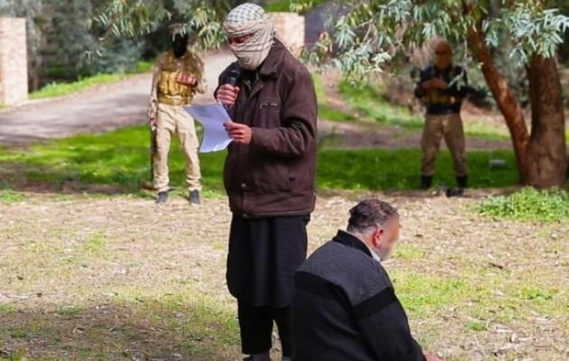 Το Ισλαμικό Κράτος κόβει τα δάχτυλα όσων χρησιμοποιούν κινητό τηλέφωνο