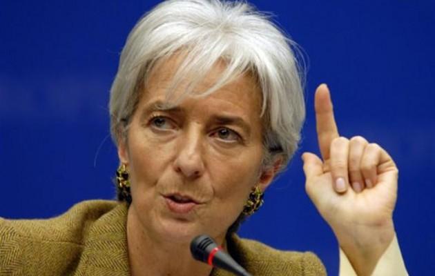 Η Λαγκάρντ «τρίζει τα δόντια» στους Ιταλούς – Τηρήστε τους ευρωπαϊκούς κανόνες