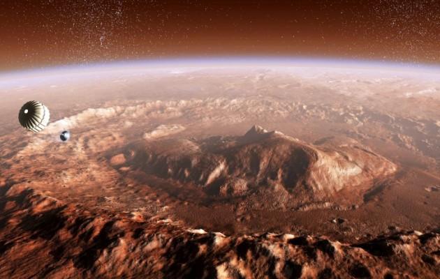 Υπόγεια λίμνη στον Άρη – Πιθανόν να ρέει νερό και στην επιφάνεια