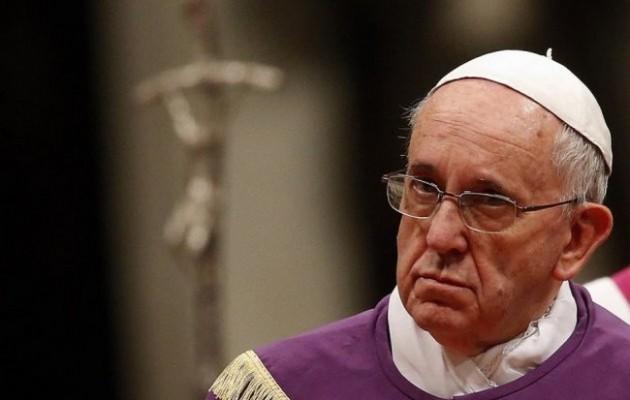 Βατικανό: Ο πάπας Φραγκίσκος δεν έχει προσβληθεί από τον νέο κοροναϊό