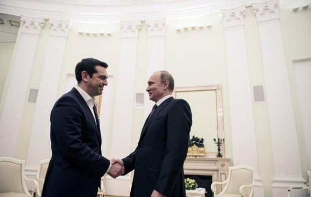 Το Βερολίνο δεν σχολιάζει το νέο ταξίδι Τσίπρα στη Ρωσία