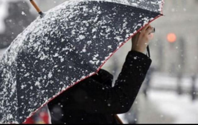 «Χιόνη» ονομάστηκε η νέα κακοκαιρία – Πότε θα πέσουν χιόνια στην Αττική