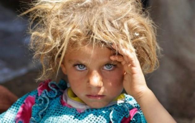 Ισλαμικό Κράτος: Οι τζιχαντιστές έχουν για ερωτικές σκλάβες 8χρονα κορίτσια