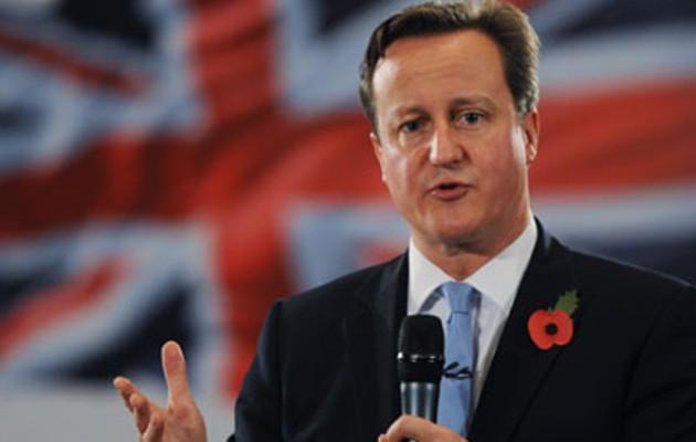Καθαρή νίκη Κάμερον στις εκλογές στο Ηνωμένο Βασίλειο
