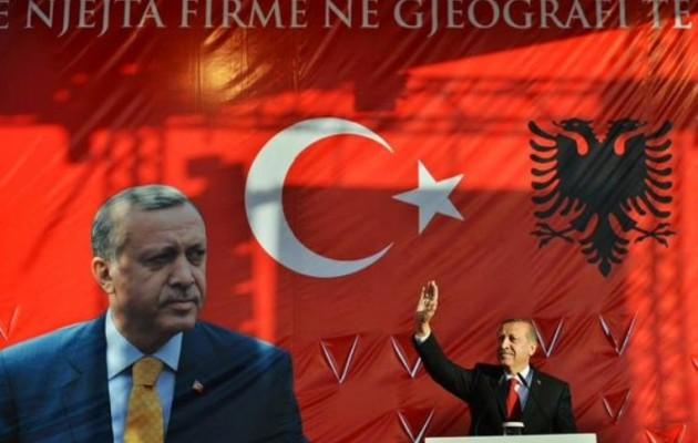 """Μας """"κυκλώνει"""" ο Ερντογάν – Χτίζει το μεγαλύτερο τζαμί των Βαλκανίων στην Αλβανία"""