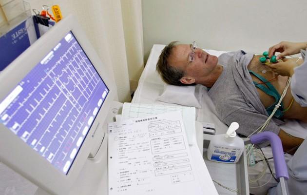 Δωρεάν καρδιολογικός έλεγχος για τους ανασφάλιστους