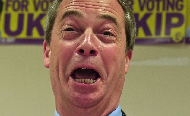 Παραιτήθηκε από την ηγεσία του UKIP ο Νάιτζελ Φάρατζ