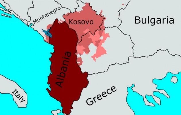 Σενάριο για Μεγάλη Αλβανία με διαμελισμό της ΠΓΔΜ άρχισαν να διακινούν οι Ρώσοι