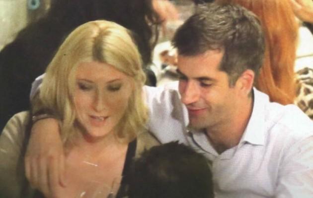 Mε ποιον δείπνησαν ο Κώστας Μπακογιάννης και η Σία Κοσιώνη (φωτο)