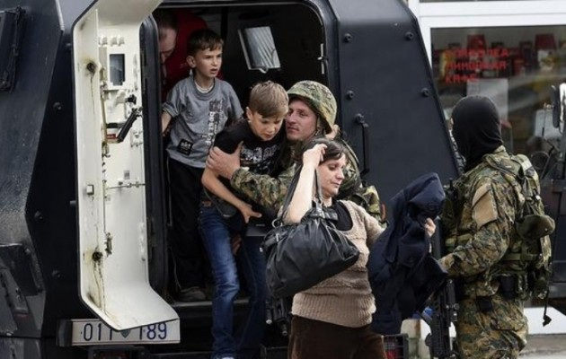 Σκόπια: Συνεχίζονται οι μάχες στο Κουμάνοβο μεταξύ Αλβανών και Σκοπιανών (βίντεο)