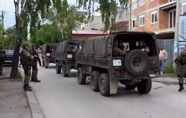 Κηρύχθηκε διήμερο πένθος στα Σκόπια – Πεδίο μάχης το Κουμάνοβο