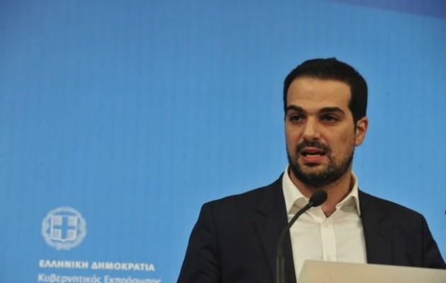 Σακελλαρίδης: Συμφωνία μέσα στο Μάιο – Έχουν και οι δανειστές συνιστώσες