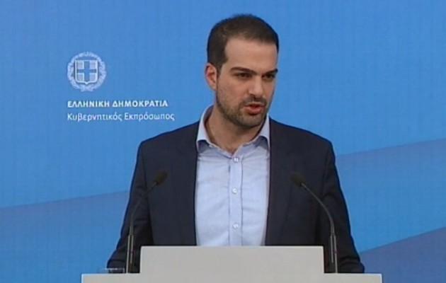 Σακελλαρίδης: Δεν τηλεφώνησε ο Τσίπρας στον Γιούνκερ