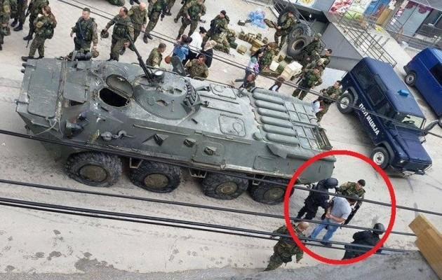 Διαλύονται τα Σκόπια; Ξέσπασαν μάχες Αλβανών και ψευδομακεδόνων (φωτο + βίντεο)
