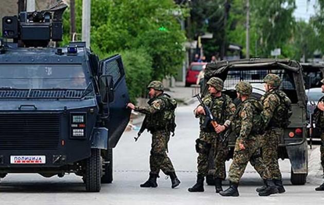 Μαύρη προπαγάνδα από τα Σκόπια: Η Ελλάδα πίσω από τους Αλβανούς εξτρεμιστές