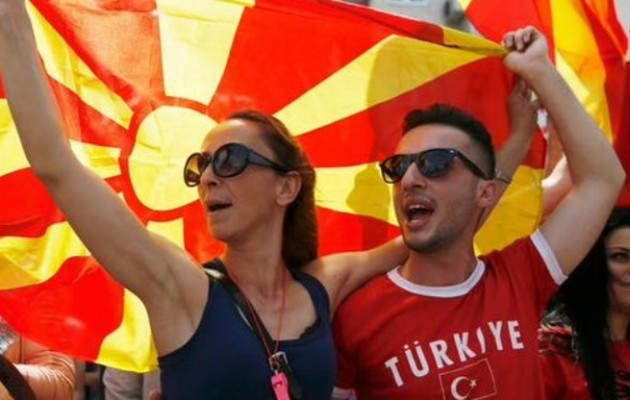 Για «μακεδονοσύνη» μίλησε ο Πρόεδρος των Σκοπίων – Δεν είναι ζήτημα «γεωγραφίας» αλλά «ταυτότητας»