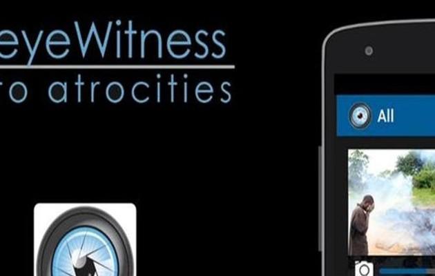 Νέα εφαρμογή κινητών θα καταγράφει εγκλήματα πολέμου
