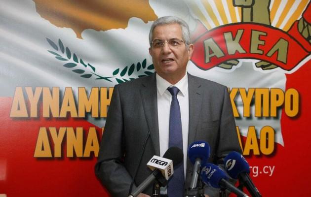 ΑΚΕΛ και Άντρος Κυπριανού υπονομεύουν τα εθνικά συμφέροντα – Οργή της Ομογένειας στις ΗΠΑ
