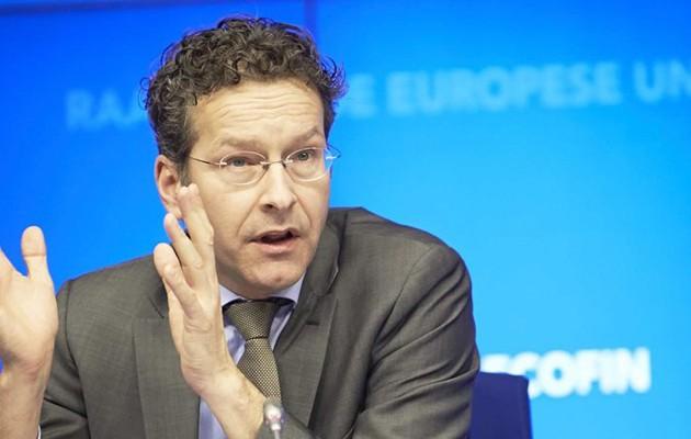 Ντάισελμπλουμ: Το Σάββατο πρέπει να αποφασίσει το Eurogroup για την Ελλάδα