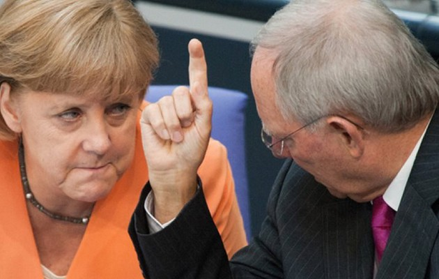 Γερμανία-εκλογές: Ο Σόιμπλε «καρφώνει» τη Μέρκελ –  Όλα δείχνουν νίκη των Σοσιαλδημοκρατών