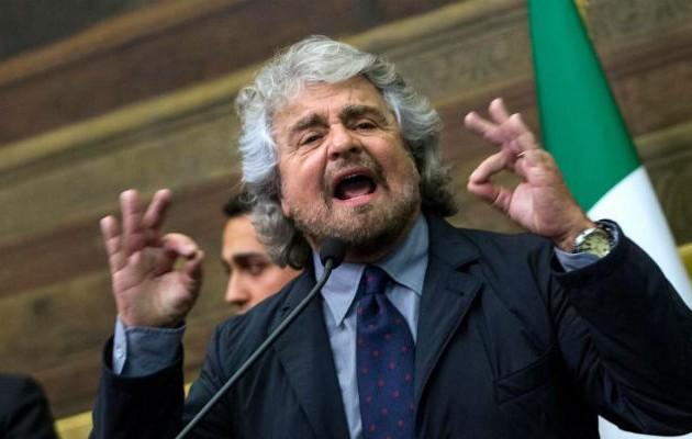 Γκρίλο: Η ταπείνωση της Ελλάδας είναι προειδοποίηση για όλες τις χώρες