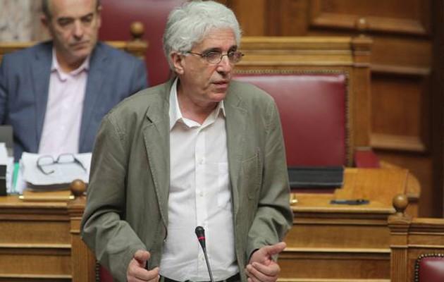 Παρασκευόπουλος: Όλοι συμφωνούν για την ύπαρξη του σκανδάλου Novartis