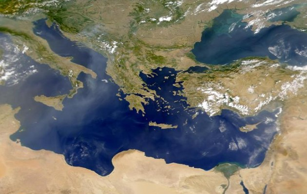 Το Bloomberg «φοβάται» ότι η Δύση μένει χωρίς ηγεσία – Το TRIBUNE απαντά ότι η Δύση είναι στη Μεσόγειο