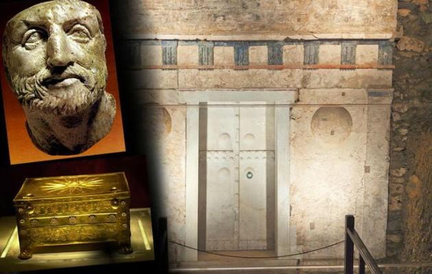 Υπουργείο Πολιτισμού: Σωστή η θεωρία του Ανδρόνικου για τον τάφο του Φιλίππου Β΄