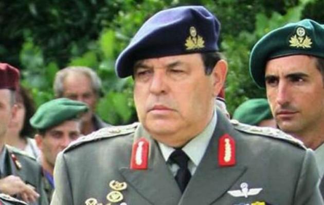 Παρέμβαση του στρατηγού Φραγκούλη – Ανοιχτό το ενδεχόμενο να πολιτευθεί